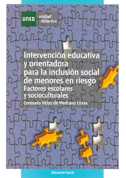 INTERVENCIÓN EDUCATIVA Y ORIENTADORA PARA LA INCLUSIÓN SOCIAL DE MENOR