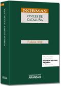 NORMAS CIVILES DE CATALUÑA (PAPEL + E-BOOK).