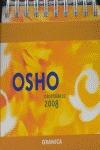 CALENDARIO OSHO 2008 ANILLAS