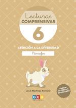 LECTURAS COMPRENSIVAS 6 LEO PARRAFOS.