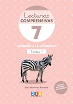 LECTURAS COMPRENSIVAS 7.