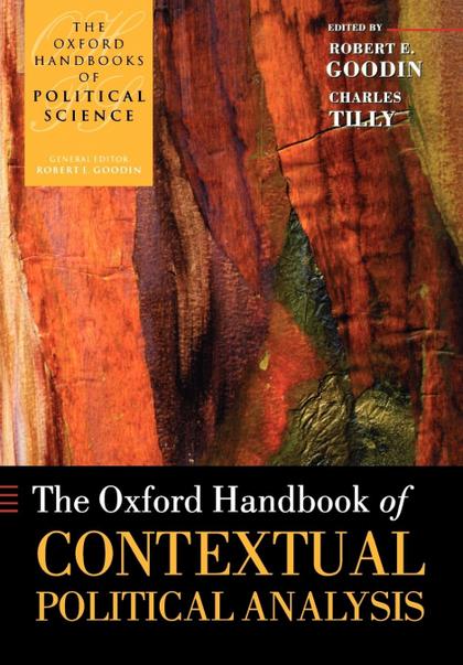 THE OXFORD HANDBOOK OF CONTEXTUAL POLITICAL ANALYSIS