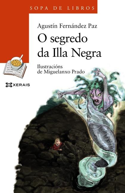 O SEGREDO DA ILLA NEGRA.