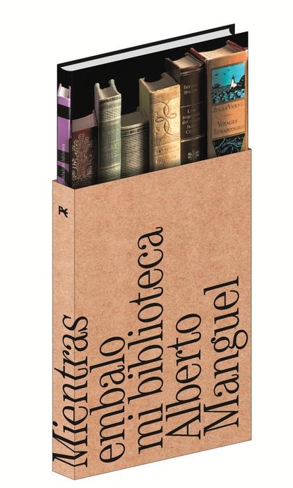 MIENTRAS EMBALO MI BIBLIOTECA. UNA ELEGÍA Y DIEZ DIGRESIONES