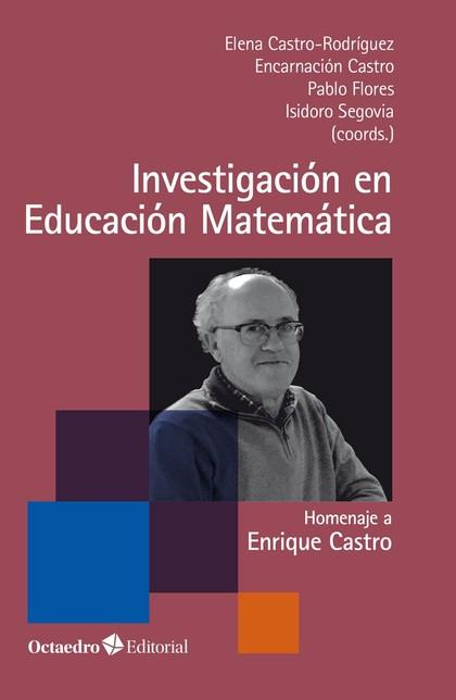 INVESTIGACIÓN EN EDUCACIÓN MATEMÁTICA.