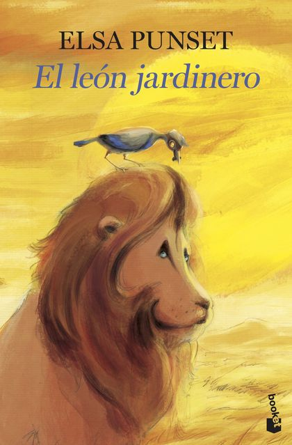 EL LEÓN JARDINERO.