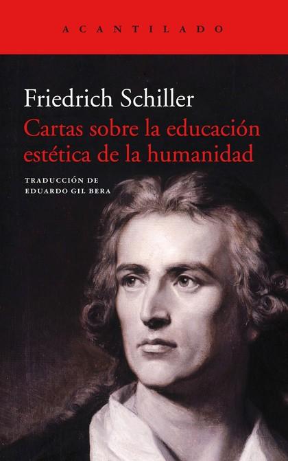 CARTAS SOBRE LA EDUCACIÓN ESTÉTICA DE LA HUMANIDAD.