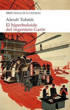EL HIPERBOLOIDE DEL INGENIERO GARIN.