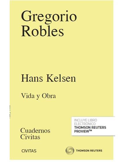 HANS KELSEN (PAPEL + E-BOOK). VIDA Y OBRA