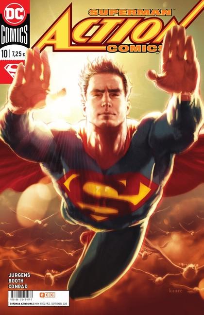 SUPERMAN: ACTION COMICS 10