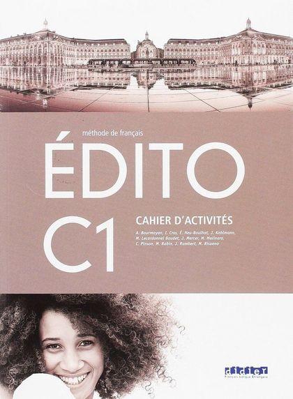 EDITO C1 EXERCICES ED.18.