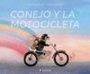 CONEJO Y LA MOTOCICLETA.