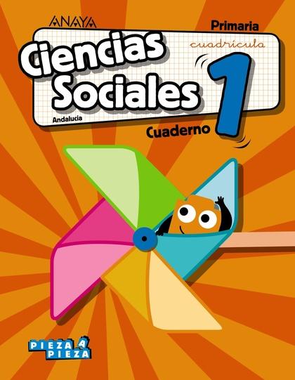 CIENCIAS SOCIALES 1. CUADERNO. CUADRÍCULA..
