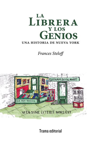 LA LIBRERA Y LOS GENIOS                                                         UNA HISTORIA DE