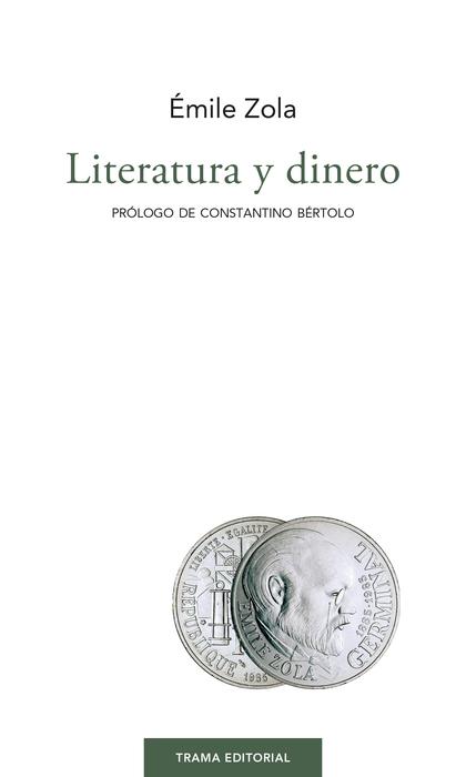 LITERATURA Y DINERO