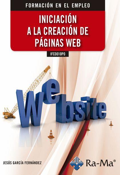 IFCD010PO INICIACIÓN A LA CREACIÓN DE PÁGINAS WEB.