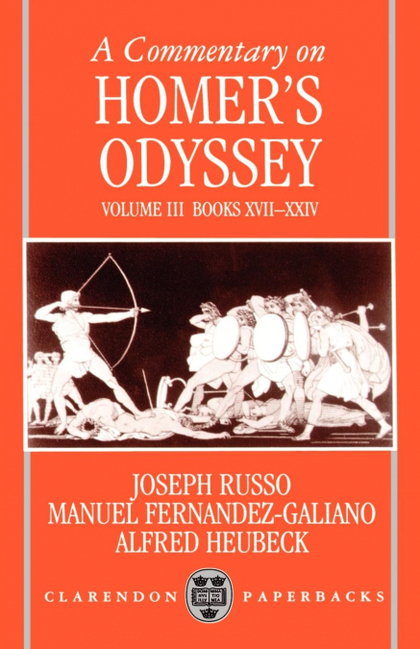 A COMMENTARY ON HOMER´S ODYSSEY