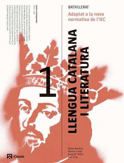 LLENGUA CATALANA I LITERATURA 1