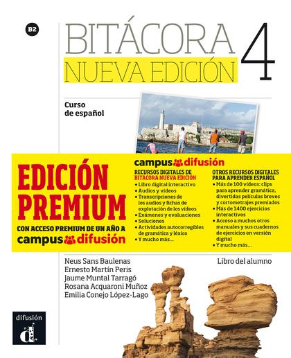BITÁCORA 4 EDICIÓN PREMIUM