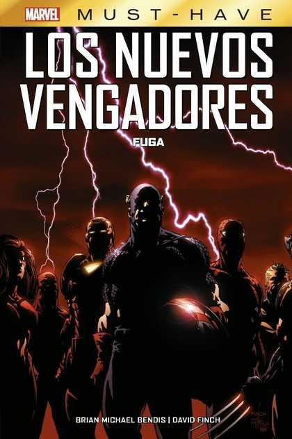 LOS NUEVOS VENGADORES 01: FUGA.