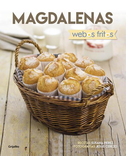 MAGDALENAS (WEBOS FRITOS).
