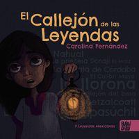 EL CALLEJON DE LAS LEYENDAS