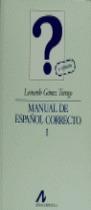 MANUAL ESPAÑOL CORRECTO T-1