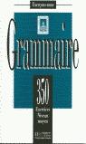 GRAMMAIRE 350 EXERCISES NIVEAU MOYEN