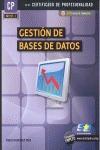 GESTIÓN DE BASES DE DATOS