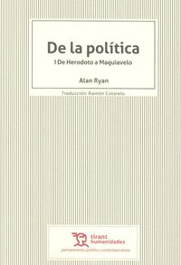 DE LA POLITICA.