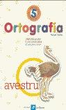 ORTOGRAFIA 3 CURSO N.5 LA CALESA