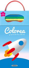 COLOREA Y APRENDE LOS COLORES.