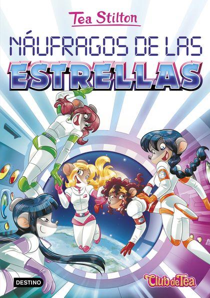 TS 8N. NAUFRAGOS DE LAS ESTRELLAS.