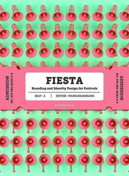 FIESTA - BRANDING AND IDENTITY FOR FESTIVALS.