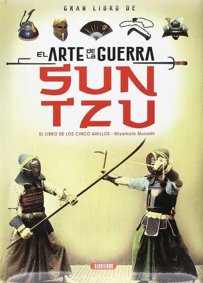 GRAN LIBRO DE EL ARTE DE LA GUERRA SUN TZU, EL LIBRO DE LOS CINC.