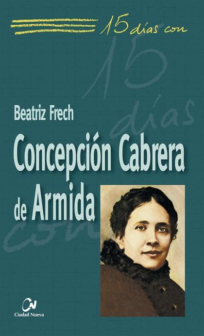 CONCEPCIÓN CABRERA DE ARMIDA.