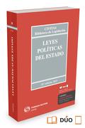 LEYES POLÍTICAS DEL ESTADO (PAPEL + E-BOOK).