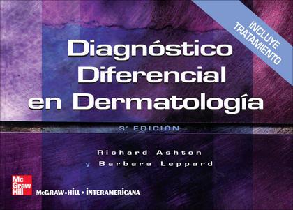 DIAGNÓSTICO DIFERENCIAL EN DERMATOLOGÍA
