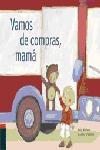 VAMOS DE COMPRAS, MAMÁ