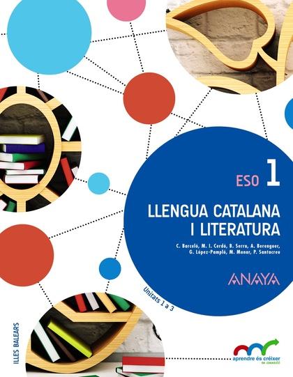 LLENGUA CATALANA I LITERATURA 1..