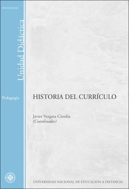 HISTORIA DEL CURRÍCULO