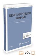 DERECHO PÚBLICO ROMANO (PAPEL + E-BOOK).