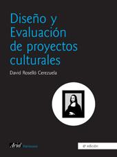 DISEÑOS Y EVALUACIONDE PROYECTOS CULTURALES.