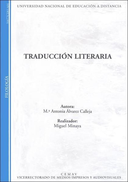 TRADUCCIÓN LITERARIA