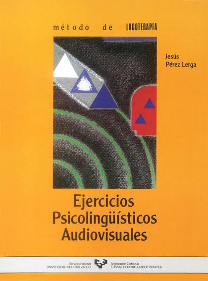 EJERCICIOS PSICOLINGUISTICOS AUDIOVISUALES