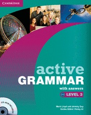 ACTIVE GRAMMAR 3 WITH ANSWERS.