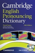 ENG PRONOUNCING DIC 18ED PB/CD ROM