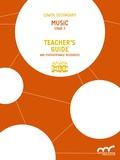 MUSIC. STAGE II.  TEACHER ´ S GUIDE.