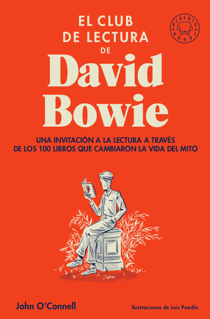 EL CLUB DE LECTURA DE DAVID BOWIE                                               UNA INVITACIÓN