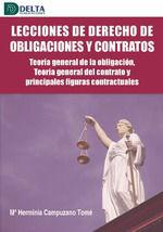 LECCIONES DE DERECHO DE OBLIGACIONES Y CONTRATOS